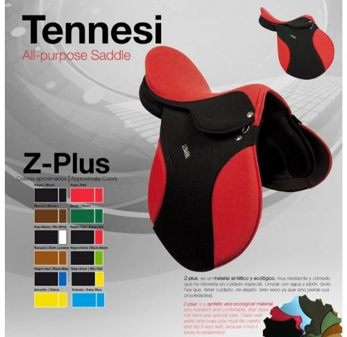 Zaldi general purpose saddle Tennesi